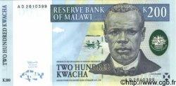 200 Kwacha MALAWI  1997 P.41