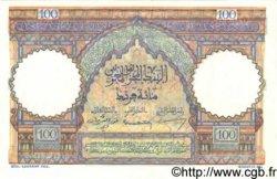 100 Francs MAROC  1951 P.45 SPL