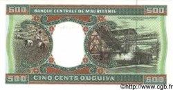 500 Ouguiya MAURITANIE  1996 P.06a NEUF