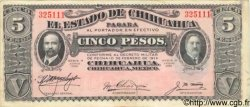 5 Pesos MEXIQUE  1915 PS.0532a SPL