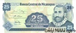 25 Centavos De Cordoba NICARAGUA  1991 P.170 NEUF
