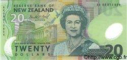 20 Dollars NOUVELLE-ZÉLANDE  1992 P.179