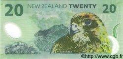 20 Dollars NOUVELLE-ZÉLANDE  1992 P.179 NEUF