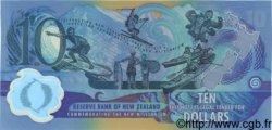 10 Dollars NOUVELLE-ZÉLANDE  2000 P.190b