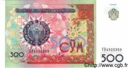 500 Roubles OUZBEKISTAN  1999 P.81 NEUF