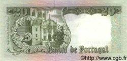 20 Escudos PORTUGAL  1964 P.167a NEUF