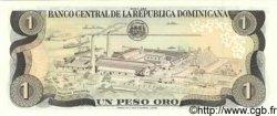 1 Peso Oro RÉPUBLIQUE DOMINICAINE  1988 P.126a