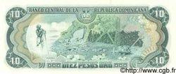 10 Pesos Oro RÉPUBLIQUE DOMINICAINE  1998 P.148a NEUF