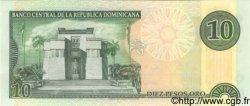 10 Pesos Oro RÉPUBLIQUE DOMINICAINE  2000 P.159 NEUF