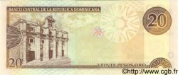 20 Pesos Oro RÉPUBLIQUE DOMINICAINE  2000 P.160 NEUF