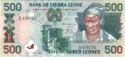 500 Leones SIERRA LEONE  1995 P.24 NEUF