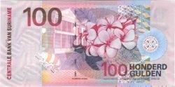 100 Gulden SURINAM  2000 P.149