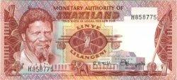 1 Lilangeni SWAZILAND  1974 P.01a
