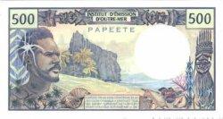 500 Francs TAHITI  1985 P.25 NEUF
