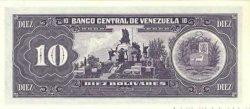 10 Bolivares VENEZUELA  1995 P.061d NEUF