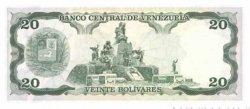 20 Bolivares VENEZUELA  1995 P.063f NEUF