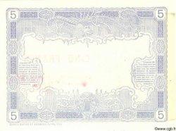 5 Francs NOUVELLE CALÉDONIE  1924 P.19s SPL