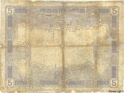 5 Francs NOUVELLE CALÉDONIE  1924 P.19 B
