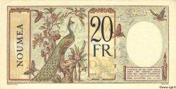 20 Francs NOUVELLE CALÉDONIE  1932 P.37as SPL