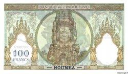 100 Francs NOUVELLE CALÉDONIE  1963 P.42es pr.NEUF