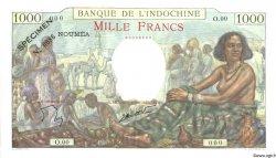 1000 Francs NOUVELLE CALÉDONIE  1963 P.43ds pr.NEUF