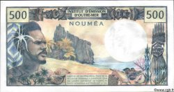 500 Francs NOUVELLE CALÉDONIE  1985 P.60e NEUF