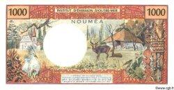 1000 Francs NOUVELLE CALÉDONIE  1968 P.61 pr.NEUF
