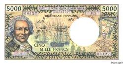 5000 Francs NOUVELLE CALÉDONIE  1971 P.65 pr.NEUF
