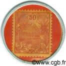 50 Centimes NOUVELLE CALÉDONIE  1922 P.29 SPL