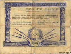 50 Centimes NOUVELLE CALÉDONIE  1919 P.30 B+