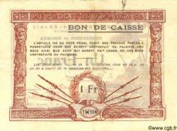 1 Franc NOUVELLE CALÉDONIE  1919 P.34a TTB