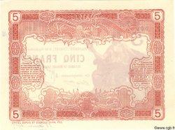 5 Francs TAHITI  1904 P.01b var SPL