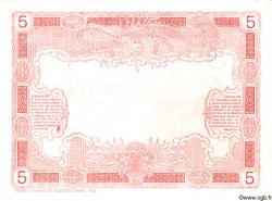 5 Francs TAHITI  1923 P.04s SPL+