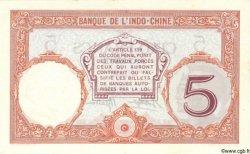 5 Francs TAHITI  1940 P.11c SPL