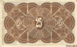 25 Centimes TAHITI  1920 P.07 SUP