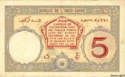 """5 Francs """"Walhain"""" DJIBOUTI  1927 P.06b"""