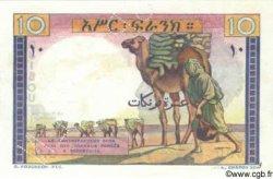 10 Francs DJIBOUTI  1946 P.19s pr.NEUF