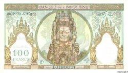 100 Francs DJIBOUTI  1931 P.08s SPL