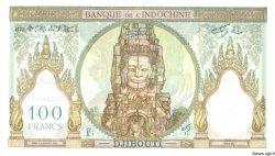 100 Francs type 1931 DJIBOUTI  1931 P.08s pr.NEUF