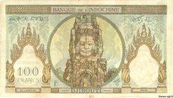 100 Francs type 1931 DJIBOUTI  1931 P.08 TB