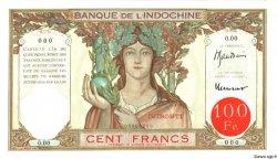 100 Francs DJIBOUTI  1931 P.08 SPL
