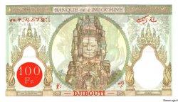 100 Francs DJIBOUTI  1931 P.08 NEUF