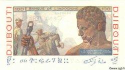 100 Francs DJIBOUTI  1946 P.19As pr.NEUF