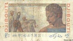 100 Francs DJIBOUTI  1946 P.19A B