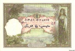 500 Francs type 1927 DJIBOUTI  1927 P.09as pr.NEUF