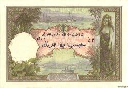 500 Francs DJIBOUTI  1927 P.09a pr.NEUF