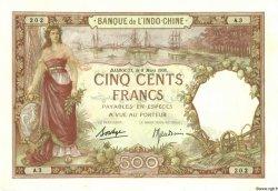 500 Francs DJIBOUTI  1938 P.09b SPL