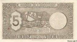 5 Francs Palestine DJIBOUTI  1945 P.14s pr.SPL