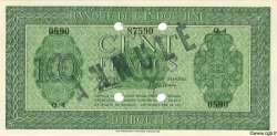 """100 Francs """"Palestine"""" DJIBOUTI  1945 P.16s pr.NEUF"""