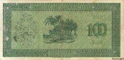 100 Francs Palestine DJIBOUTI  1945 P.16 TB+
